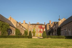 Herefordshire film locations Manor House