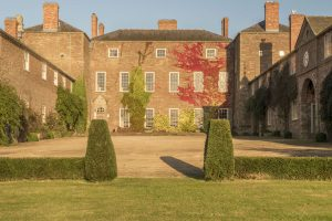Herefordshire film location Manor House